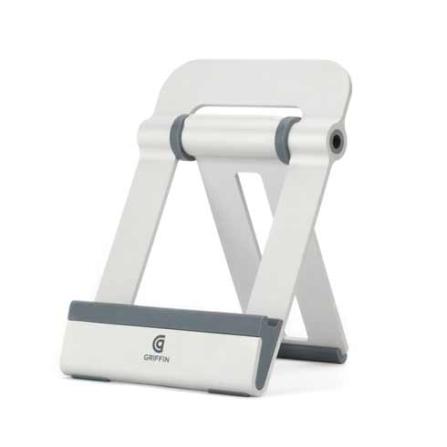 Suporte de Alumínio Cinza para iPad Griffin, Cinza