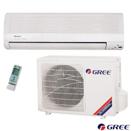Condicionador de Ar Split Wall 12.000Btus / Frio / Branco - Gree - CJGSW1222LCI, LA, 12.000 BTUs, Split, 12.000 a 18.500 BTUs