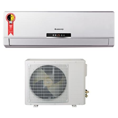 Condicionador de Ar Split Garden 12000Btus / Eletrônico / Quente e Frio / Função Timer / Branco - Gree, 220V, LA, 12.000 BTUs, Split, 12.000 a 18.500 BTUs