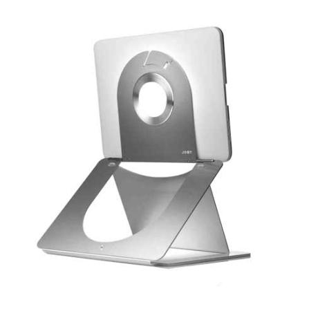 Suporte Ergonômico Prata para iPad - Gorilla, Prata