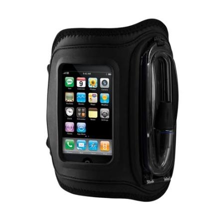 Braçadeira a Prova D'água para iPhone e iPod H2O, 12 meses