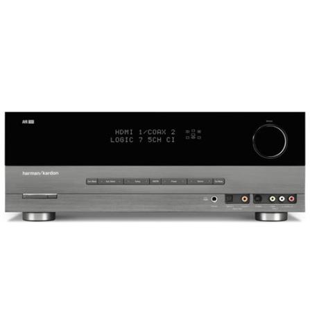 Receiver 5.1 Canais com 40W RMS x 5 / Dolby Digital / Dolby True HD / DTS / 4 Conexões HDMI / On-Screen Display / Preto, 110V