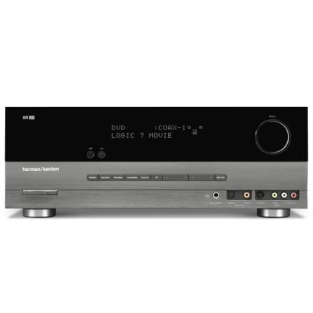 Receiver 7.1 Canais com 65W RMS x 5 / Dolby Digital / Dolby True HD / DTS / 4 Conexões HDMI / Dual-Zone Áudio / Preto -, 110V
