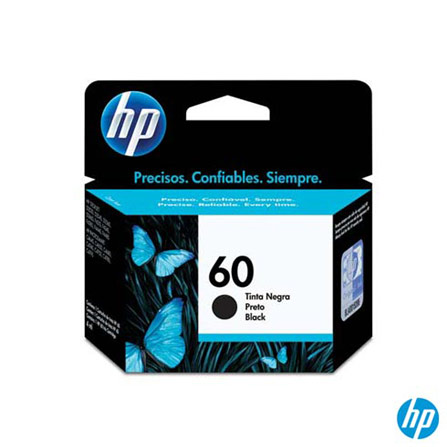 Cartucho Preto HP CC640WB para Impressoras e Multifuncional, Cartuchos