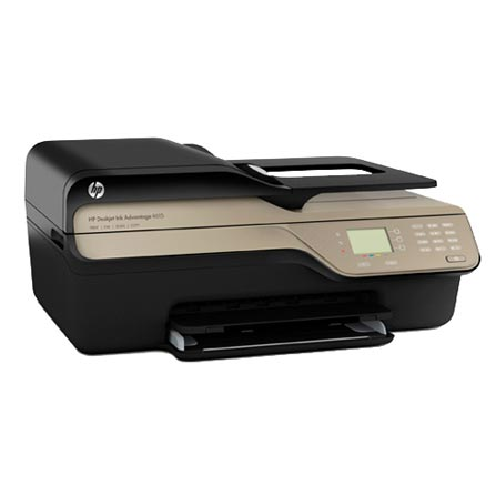 Multifuncional HP Deskjet Ink Advantage 4615 (Imprime, Digitaliza, Copia e Fax) a Jato de Tinta Colorida + Cartucho de T