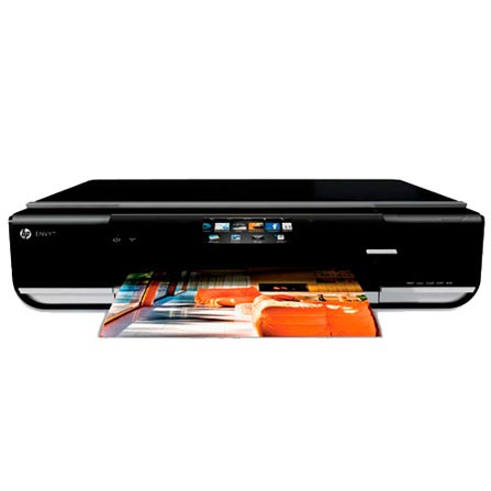 Multifuncional HP Envy 114 5 em 1 (Imprime, eFax®, Digitaliza, Copia, Web), Conectividade USB e Wi-Fi + HD Externo Seaga