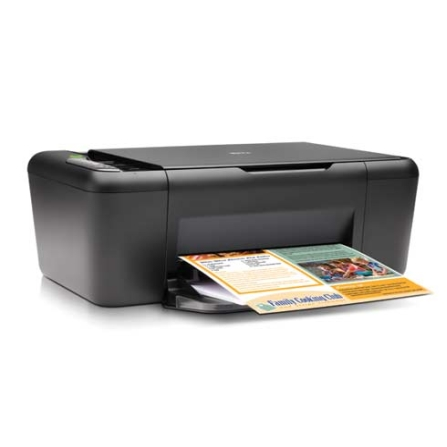 Multifuncional Jato de Tinta Colorida - HP - F4480, Preto, 12 meses
