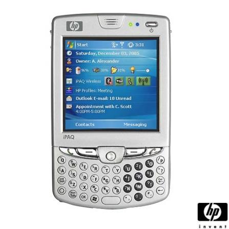 Celular Smartphone GSM com Intel PXA270 / Tela de 3