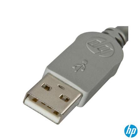 Cabo USB Cinza com 1,8 Metros HP