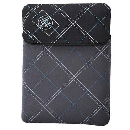 Sleeve Case Plaid Azul 10