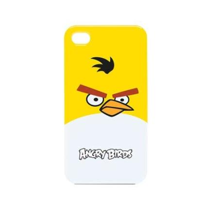 Capa Amarela  para iPhone 4 - Geonav - ICAB402US