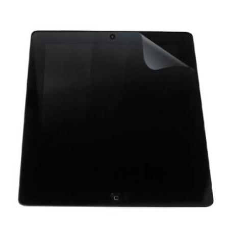 Película de Proteção Transparente para Novo iPad, Não se aplica