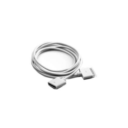 Cabo de Extensão Dock iPhone, iPod e iPad Geonav, Branco, Cabos e Adaptadores, 12 meses
