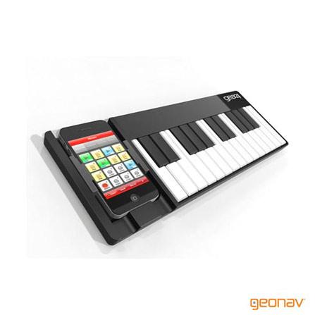 Piano Elétrico para iPhone e iPod Touch, iPod e iPhone, 03 meses