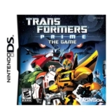 Jogo Transformers: Prime - The Game para Nintendo