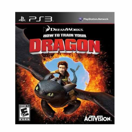 Jogo How to Train Your Dragon  para PS3 - HOWTRAINSDRA