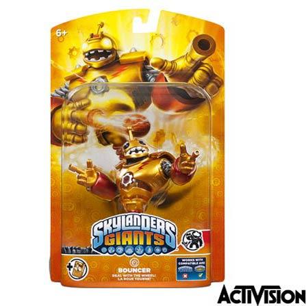 Boneco Skylanders  Giants Bouncer - Activision