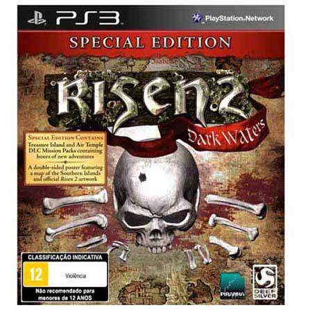 Jogo Risen 2: Dark Waters (Edição Especial) para PS3
