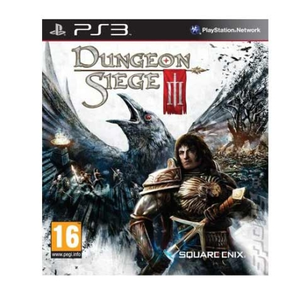 Jogo Dungeon Siege 3 para PS3 - DUNGESIEGE3