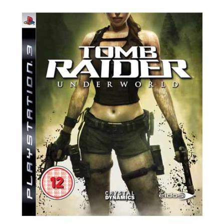 Jogo Tomb Raider Underworld para PS3 - SQTOMBRAIDER