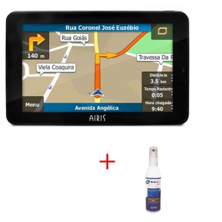 Navegador GPS Airis Amici 5.0 4