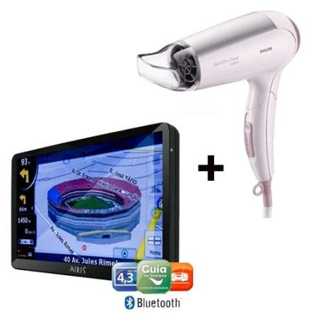GPS P430 Tela Touch 4.3