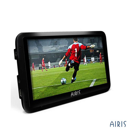 Navegador GPS Airis Lieti com Tela de 5
