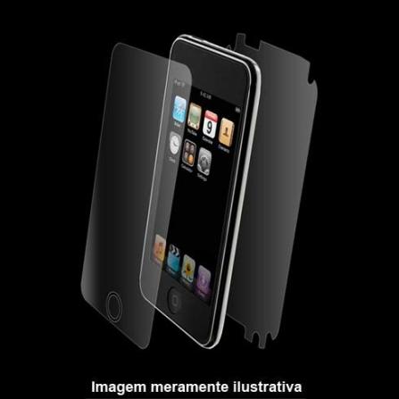 Película Protetora Transparente para iPod touch- Invisible Shield - SIPTFB2G, Não se aplica, 03 meses
