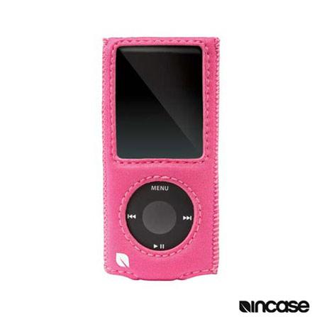 Capa em Neoprene para iPod Nano 4° Geração Incase, Rosa, 03 meses