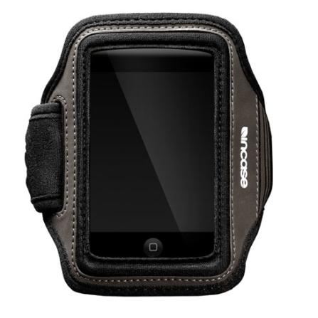 Faixa de Braço Preta para iPod Touch 2°Geração - Incase - CL56192, 03 meses