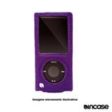 Capa Roxa em Neoprene para iPod nano 4G Incase