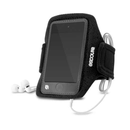 Braçadeira de Neoprene Preto para iPod Touch4 - Incase - CL56508