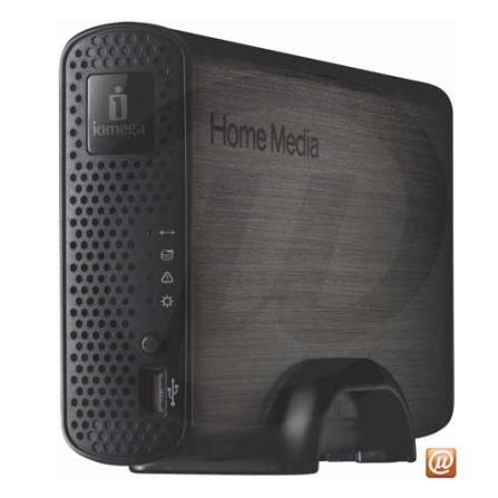 Drive Home Media 1 TB Preto - Iomega - 35765