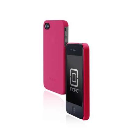 Capa Rígida Rosa para iPhone 4 - Incipio - IPH514, Rosa, 06 meses
