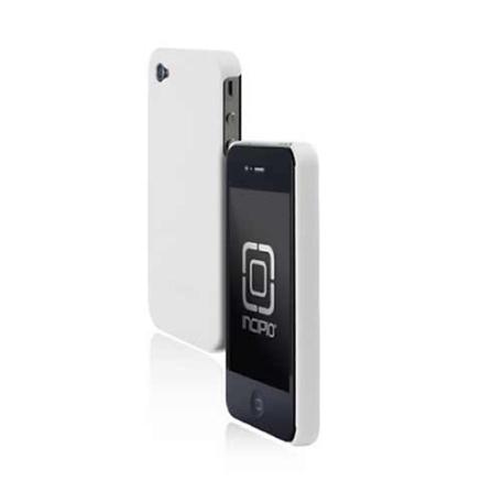 Capa Rígida Branco para iPhone 4 - Incipio - IPH517, Branco, 06 meses