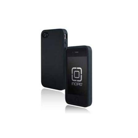 Capa Rígida Preto para iPhone 4 - Incipio - IPH530, 06 meses