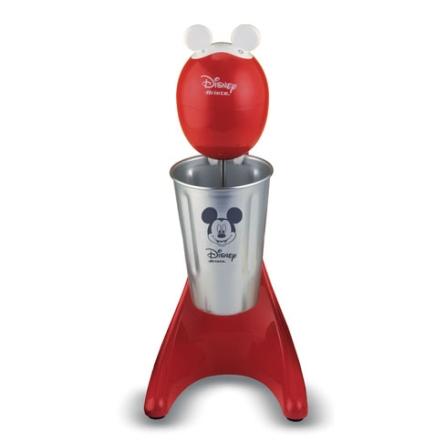 Milk Shaker com 2 velocidades / Copo em alumínio / Vermelho - Ariete Disney - 02180625V, 110V, 220V