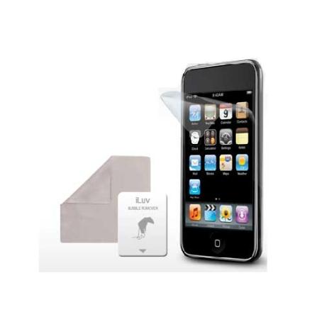 Película Protetora Incolor para iPod iTouch 4 - iLuv - ICC1115, Não se aplica, 06 meses