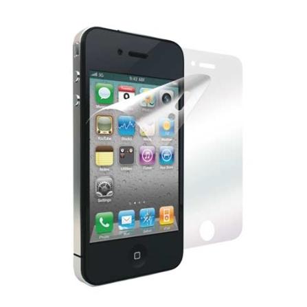 Película Transparente para iPhone 4 Iluv - ICC1404, Não se aplica