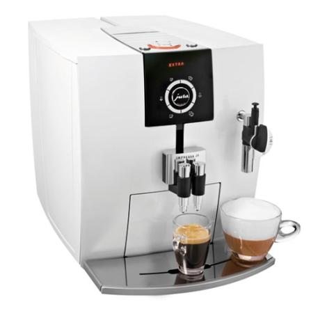 Cafeteira Espressa Automática Impressa J5 Jura, 110V