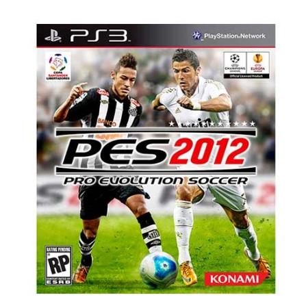 Jogo Pro Evolutuion Soccer 2012 - EVOLSOCCER12
