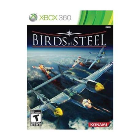 Jogo Birds of Steel para XBOX 360, GM
