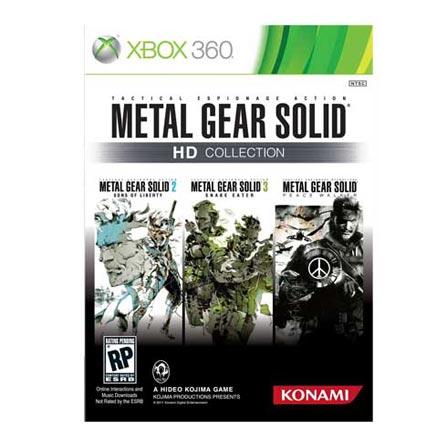 Jogo Metal Gear Solid: HD Collection para XBOX