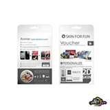 Voucher 2D Skin para Mac Pro 13' e 15' - Skin - 789853612305