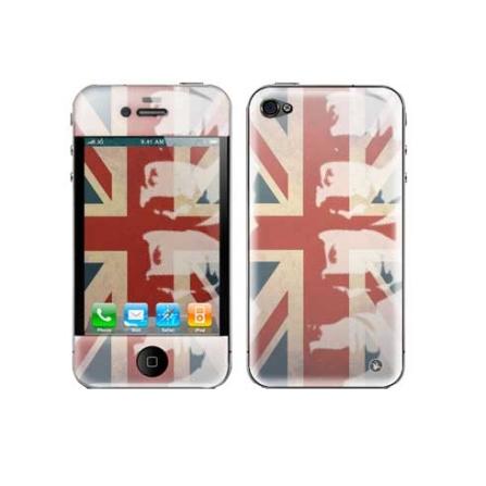 Adesivo 3D Skin para iPhone 4 Londres 2 - Iskin - 789853613958