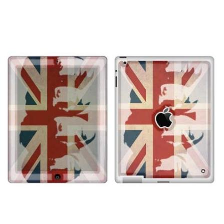 Adesivo 3D Skin para iPad 2 Londres 2 - Iskin - 789853613972