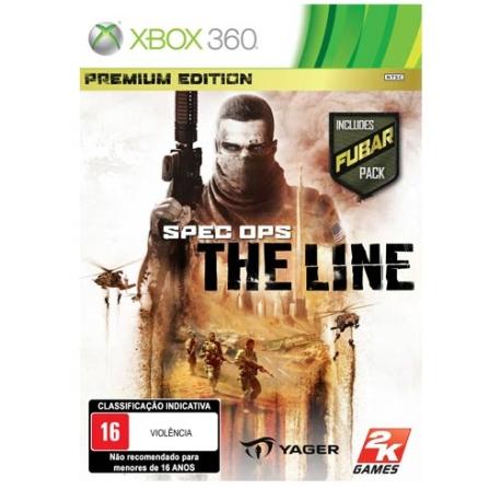 Jogo Spec Ops: The Line (Premium Edition) para XBOX 360