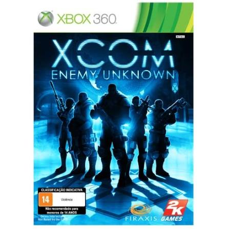 Jogo XCOM: Enemy Unknown para XBOX 360