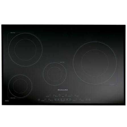 Cooktop Indução 5 Bocas com Acendimento One Touch, Mesa de Vidro Temperado, Funções Especiais, 220V, LB