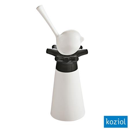 Saleiro e Pimenteiro PIP Koziol Preto - 2980526